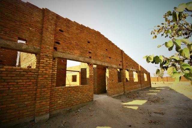 New School Site - Front D