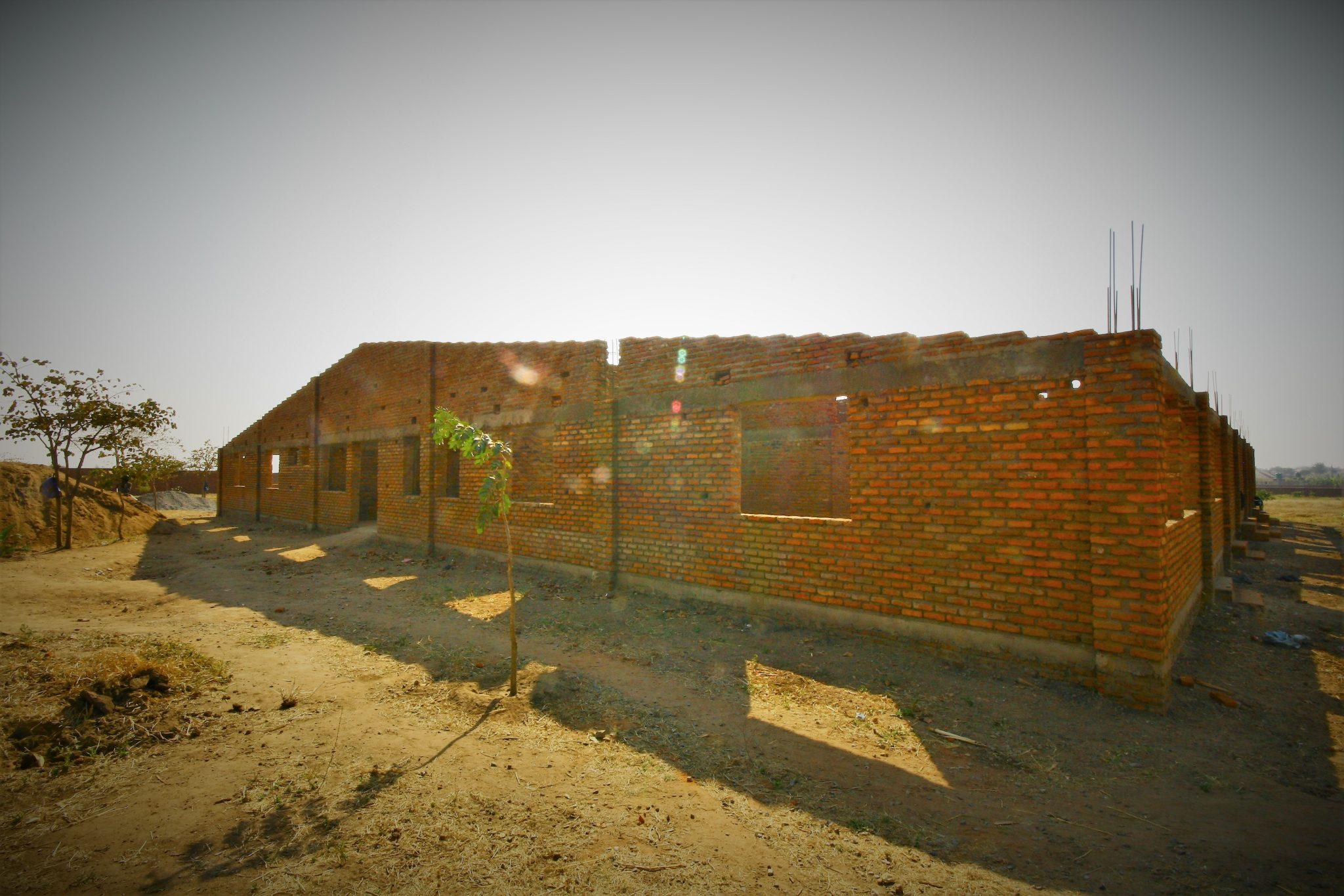 New School Site - Front E