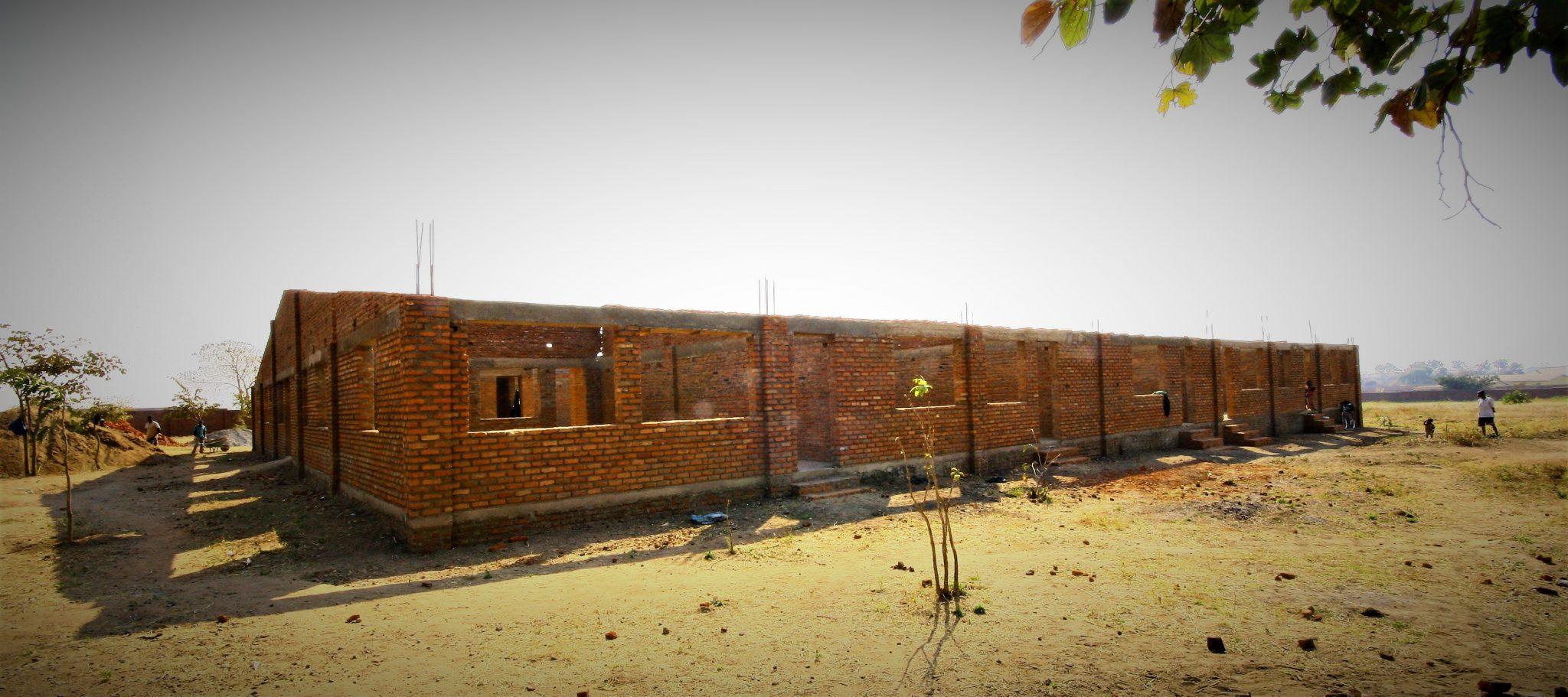 New School Site - Side B