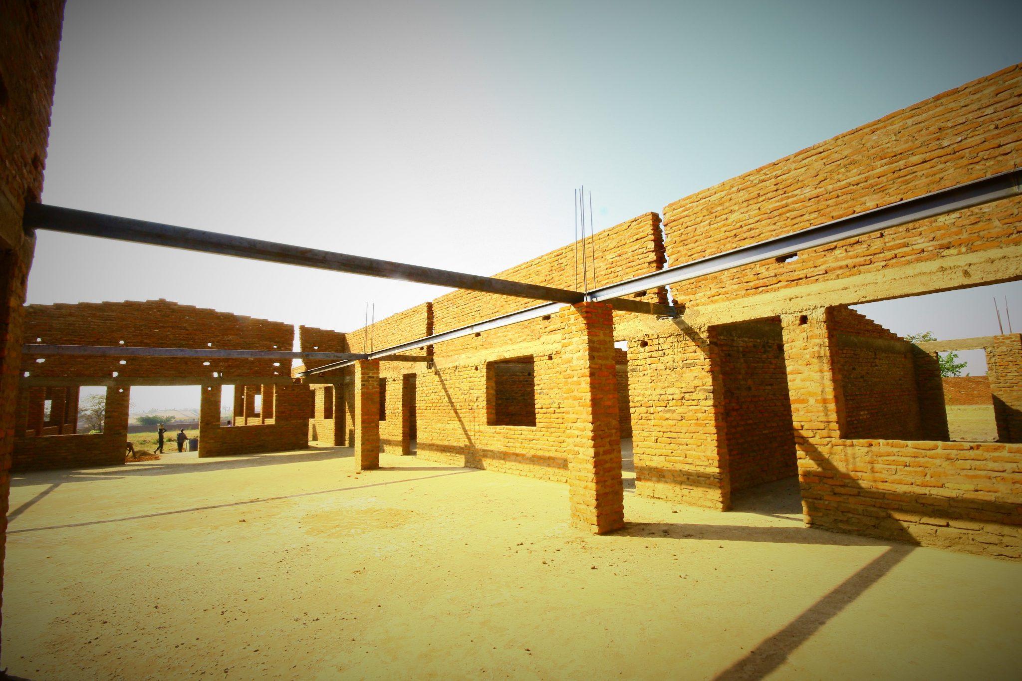New School Site - Internal A