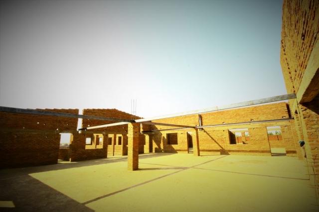 New School Site - Internal B