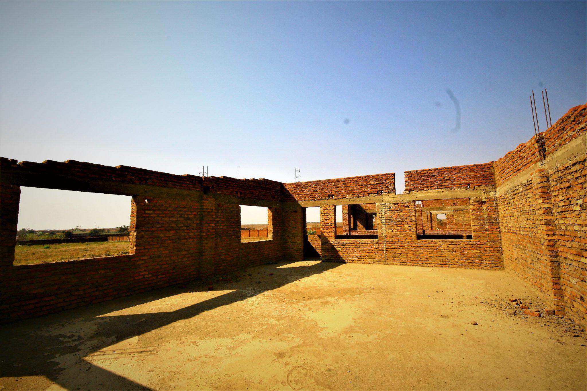 New School Site - Classroom A