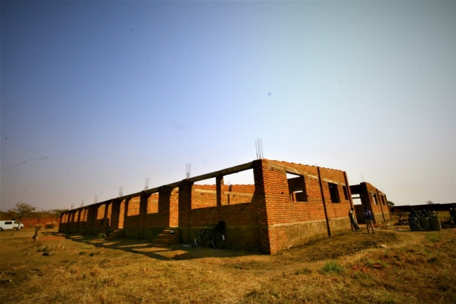 New School Site - Side C