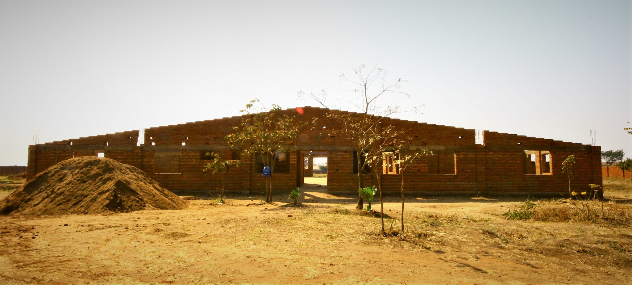 New School Site - Front A